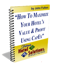 How To Maximize Your Hotel's Value & Profit Using CapEx Report